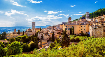 "Cities and ""borghi"""